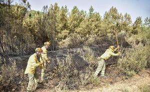 La campaña de verano acaba en Extremadura sin un gran incendio por quinta vez en este siglo