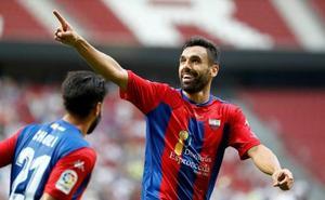 Enric Gallego, en lo más alto de la tabla de goleadores
