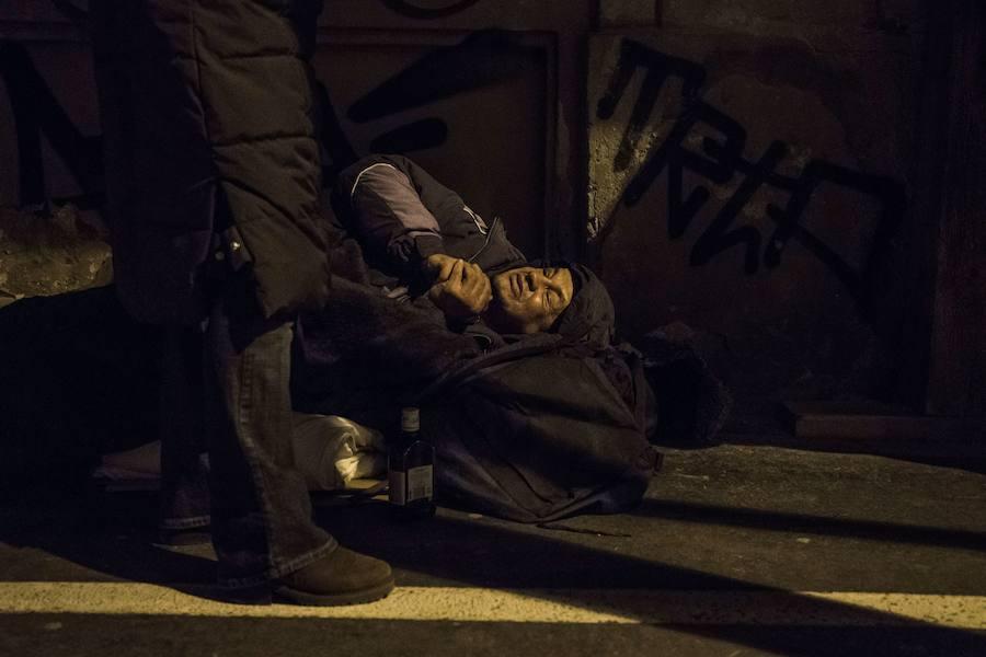 Hungría prohíbe dormir en la calle