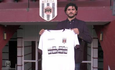 El Mérida firma a Rubén Andrés como sustituto de Jesús Perera