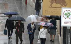 El sur de Badajoz estará este jueves en alerta amarilla por fuertes lluvias y tormentas