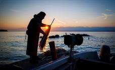 Quinta generación pesquera del lago Lemán