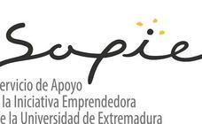 Servicio de apoyo a la iniciativa emprendedora de la UEx