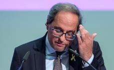 Torra pide en Ginebra una mediación internacional para la cuestión catalana