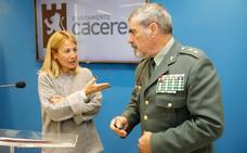 Los veteranos de las Fuerzas Armadas se reunirán en Cáceres