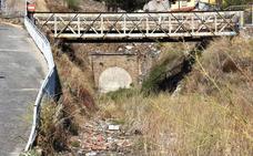 Plasencia pide reabrir el túnel de San Lázaro para iniciar la vía verde tras 13 años cerrado