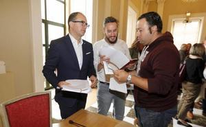 Cayetano Polo denuncia que se margina a Cs en el Gran Teatro