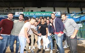 El Villanovense de Cobos jugará contra el Sevilla