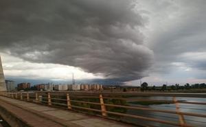 Barcarrota y Mérida, las localidades extremeñas más lluviosas este jueves
