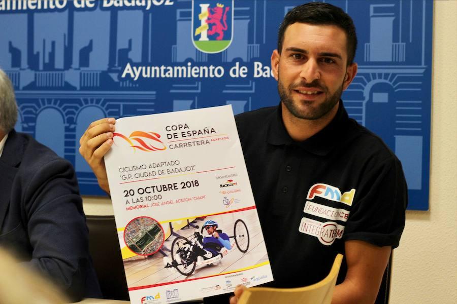 Badajoz acoge el sábado la final de la Copa de España de Ciclismo Adaptado