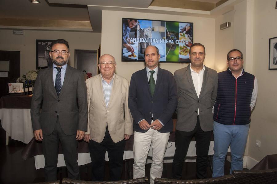 Varios empresarios del turismo se unen para liderar Cetex