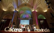 La Diputación de Cáceres entrega los premios San Pedro Alcántara