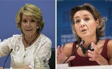 Del «pitas» de Aguirre al «bajo nivel» de Tejerina, los disparos en el pie del PP en Andalucía