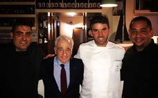 El menú a base de anchoas, sardinas y lubina de Martin Scorsese en Oviedo