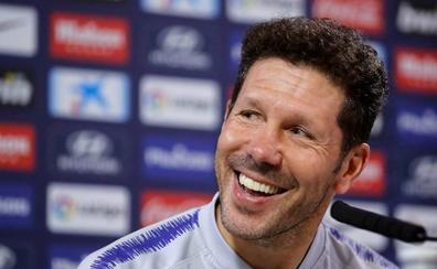 Simeone: «En breve nos juntaremos Gil Marín y yo»