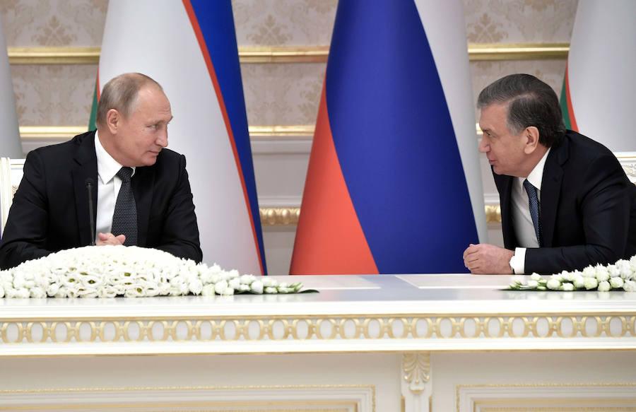 Putin saldrá beneficiado si EE UU sanciona a Riad