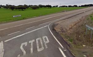 Sale a información pública la mejora del cruce de la N-432 con la carretera de Casas de Reina