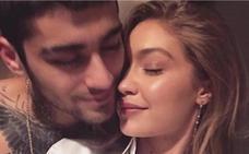 Primera imagen de Gigi Hadid y Zayn Malik tras su reconciliación