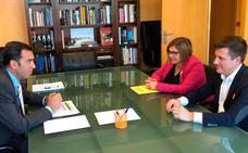 La Diputación traslada a la CHT la necesidad de construir 92 depuradoras en la provincia