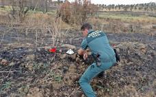 Investigan a un vecino de Hornachos por un incendio que calcinó 335 hectáreas