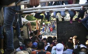 Trump castiga a los países centroamericanos