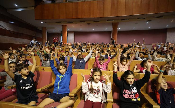 Celebración del Día de la Biblioteca en Mérida