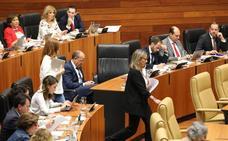 La Asamblea aborda el viernes la tasa de pobreza y la situación del tren