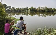 120 parejas inscritas en el V Trofeo de Pesca 'Diputación de Badajoz'
