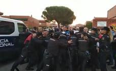 Tensión en la huelga en las prisiones extremeñas