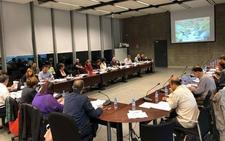 El Plan Territorial del Valle del Jerte, a estudio por la Comisión Urbanismo