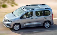 Opel Combo, para ocio y trabajo