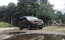 La aventura del nuevo Peugeot Rifter