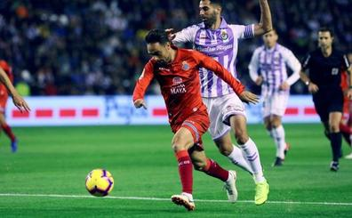 Verde evita el liderato del Espanyol en el descuento