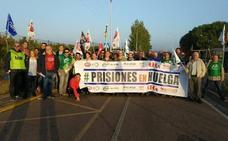 El seguimiento de la segunda jornada de huelga de funcionarios de prisiones alcanza el 90%, según CSIF