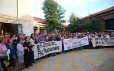 La plataforma contra el cierre del PAC de Aldeacentenera registra 1.800 firmas