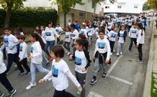 Vuelta al cole con la leucemia infantil en el Campo Arañuelo