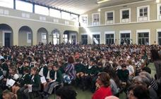 El colegio Claret pone fin a los actos de su 125 aniversario