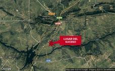 Una mujer fallece y otras dos personas resultan heridas tras una salida de vía en la A-66, cerca de Cañaveral