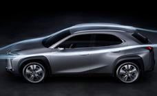 La aerodinámica del nuevo Lexus UX 250h