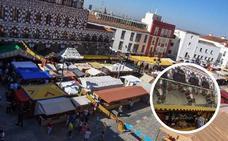 El alcalde de Badajoz reprocha a la Junta de Extremadura que «se está dejando» las Casas Coloradas