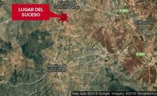 Herido grave un hombre de 60 años tras ser atropellado en Puebla de Sancho Pérez