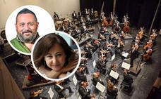 La Orquesta de Extremadura grabará la banda sonora de la película 'Lo nunca visto'
