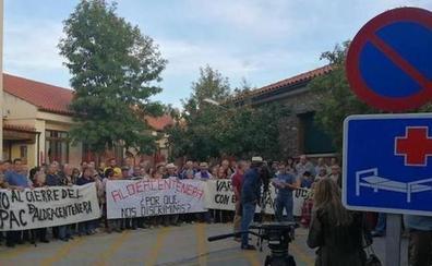 Aldeacentenera protestará el 15 noviembre contra el cierre del PAC ante la Asamblea