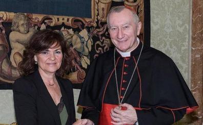 El Vaticano desmiente al Gobierno y dice que «en ningún momento se pronunció» sobre dónde debe ser inhumado Franco