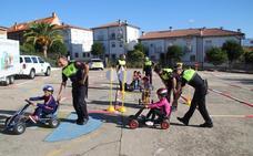 El Gregoria Collado de Jaraíz de la Vera celebra una semana de educación vial