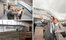 Los tres hospitales de Cáceres seguirán operativos juntos un tiempo cuando abra el nuevo