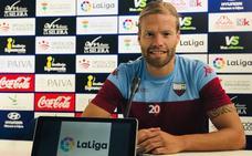 Aitor Fernández cree que sería «un paso psicológico» ganar en casa del Córdoba