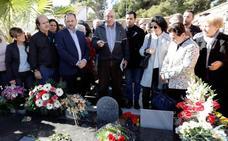 El PSOE reclama a la familia Franco «humildad» y «respeto a la patria»