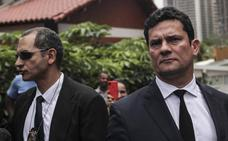 El juez que condenó a Lula será ministro de Bolsonaro