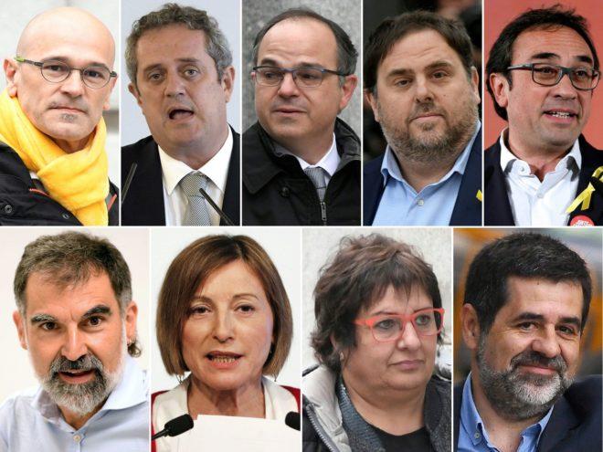 La Abogacía solicita 12 años de prisión a Junqueras por «dirigir» la sedición a través de los 'Jordis'
